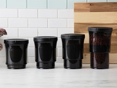 Botto: Adjustable Storage Containers Pro - Set of 4