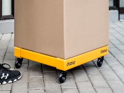 Dozop: Collapsible Dolly