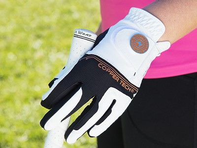 Copper Tech: Women's Copper Infused Golf Glove