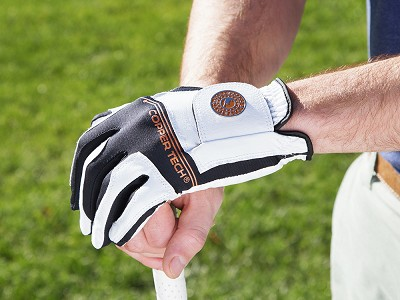 Copper Tech: Men's Copper Infused Golf Glove