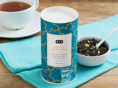 P & T: Organic Loose Leaf Tea