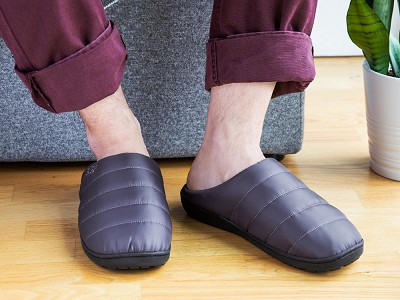 SUBU: Men's Indoor Outdoor Slippers