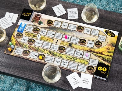 One Funny Mother: Chardonnay Go Adult Board Game