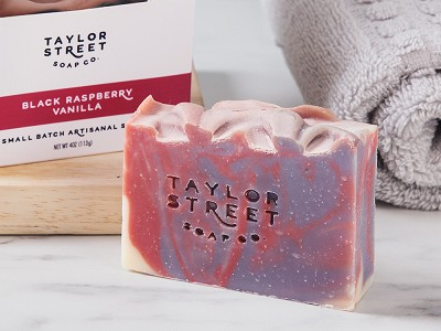 Taylor Street Soap Co.: Artisan Bar Soap
