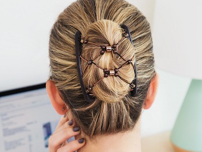 HairMagic: Multi-Style Magic Hair Comb