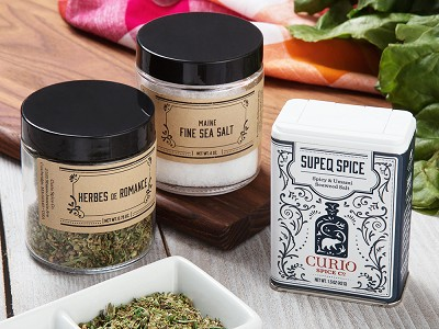 Curio Spice Co.: New England Spice Gift Set