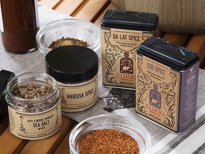 Curio Spice Co.: Grilling Spice Gift Set