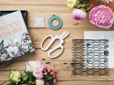 The Floral Society: Floral Workshop Kits