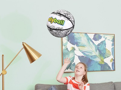 Ollyball®: Inflatable Indoor Coloring Ball