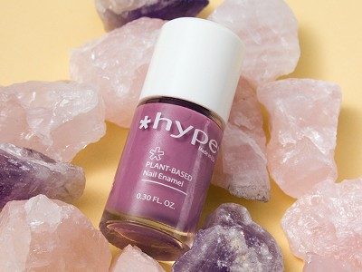*hype: Plant-Based Nail Polish - Single Bottle
