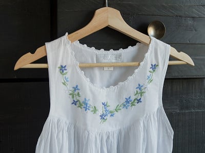 Haiti Projects: Hand-Embroidered Nightgown