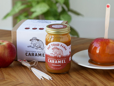 Fat Toad Farm: Caramel Apple Kit