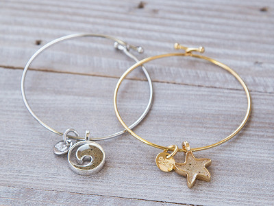 Dune Jewelry: Beach Bangle