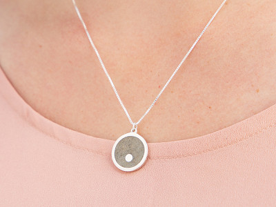"Dune Jewelry: Island Collection 18"" Necklace"