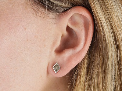Dune Jewelry: Sand Jewel Stud Earrings
