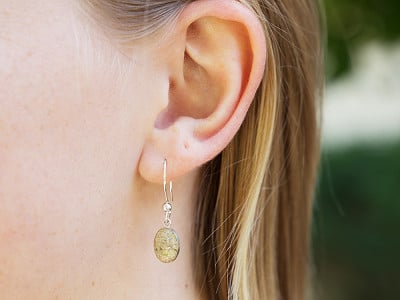 Dune Jewelry: Sandrop Earrings