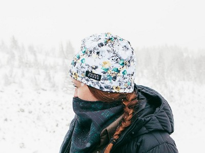 Skida Headwear & Accessories: Women's Alpine Hat