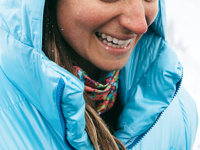 Skida Headwear & Accessories: Women's Alpine Neckwarmer