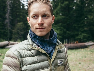 Skida Headwear & Accessories: Men's Alpine Neckwarmer