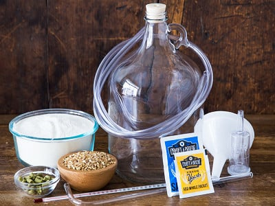 Craft a Brew: Premium Beer Making Kit