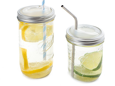 Cuppow: Wide-Mouth - Set of 2