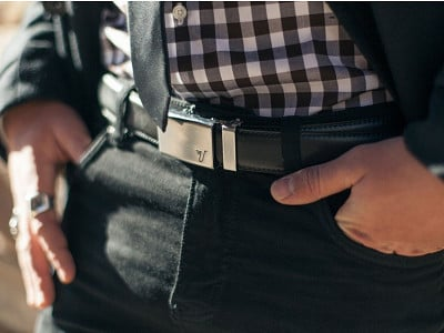 Mission Belt Co.: Traditional Fully Adjustable Belt