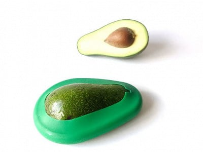 Food Huggers®: Avocado Huggers™ - Set of 2