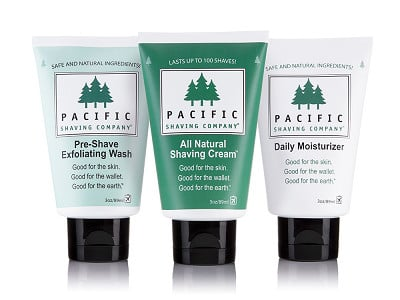 Pacific Shaving Company