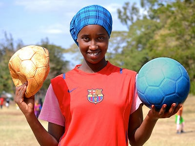 One World Futbol: Nearly Indestructible Ball