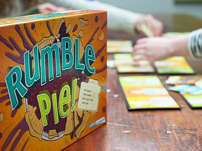 Rumble Pie