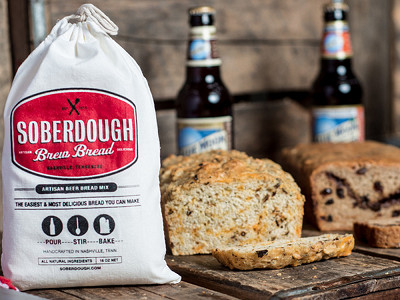 SoberDough: Artisan Brew Bread Mixes - Choose 3