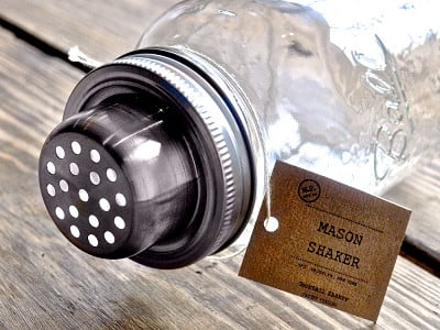 The Mason Shaker: Cocktail Shaker