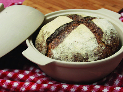 Sassafras: Bread Dome