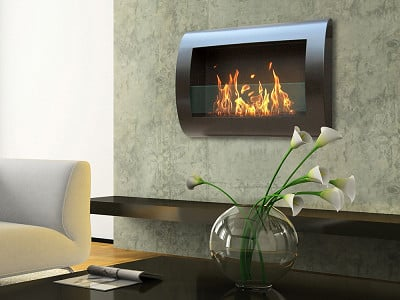 Anywhere Fireplace The Grommet
