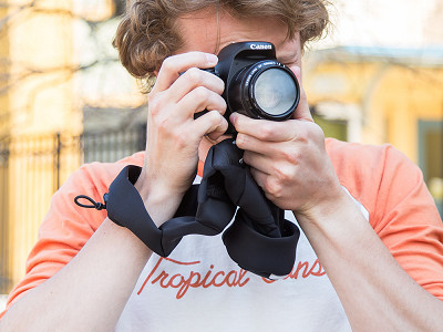 miggo: Grip & Wrap Camera Holder