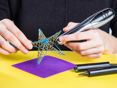 CreoPop: Cool Touch 3D Pen Starter Kit