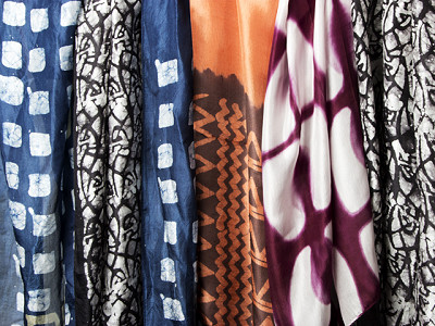 Live One Vision Project: Silk Scarves with a Social Mission