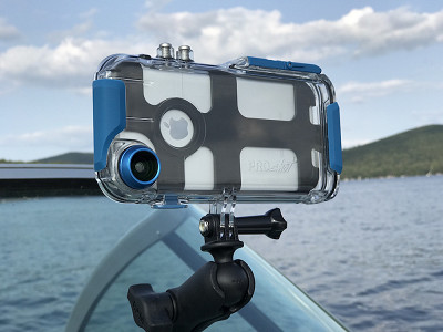 ProShot: Waterproof Camera iPhone Case