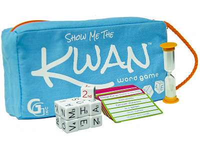 Show Me The Kwan: Word Dice Game