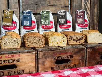 SoberDough: Artisan Brew Bread Sampler - 5-Pack