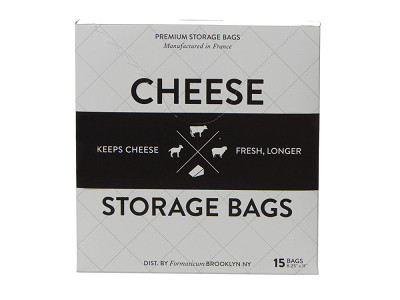 Formaticum: Cheese Storage Bags