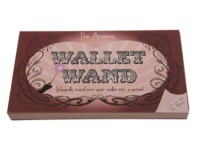 The Wallet Wand: The Wallet Purse Kit