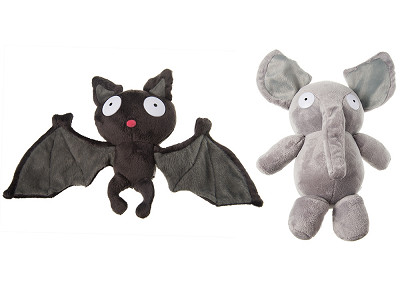 Chimeras: Elephant + Bat