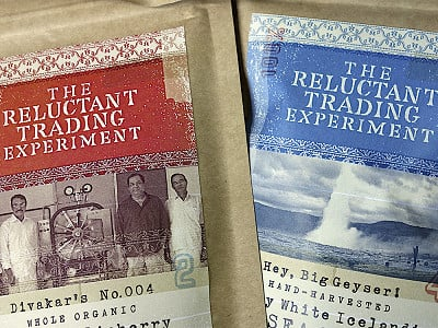 The Reluctant Trading Experiment: Salt & Pepper - Large Bundle