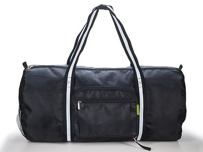 Sacs of Life: Duffster Collapsible Bag - Black