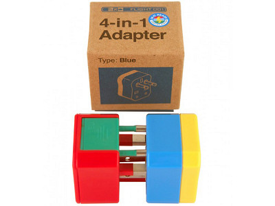 Flight 001: 4-in-1 Adaptor