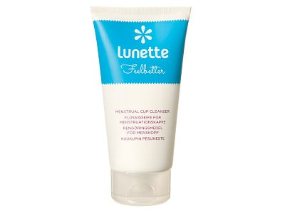 Lunette: Feelbetter Cup Cleanser
