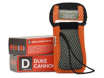 Duke Cannon: Tactical Soap on a Rope