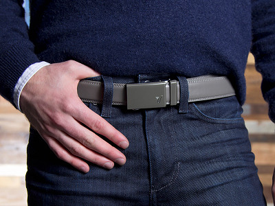 Mission Belt Co.: Fully Adjustable Belts - Acrylic