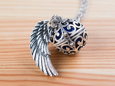 Yourself Expression: Angel Wing Locket